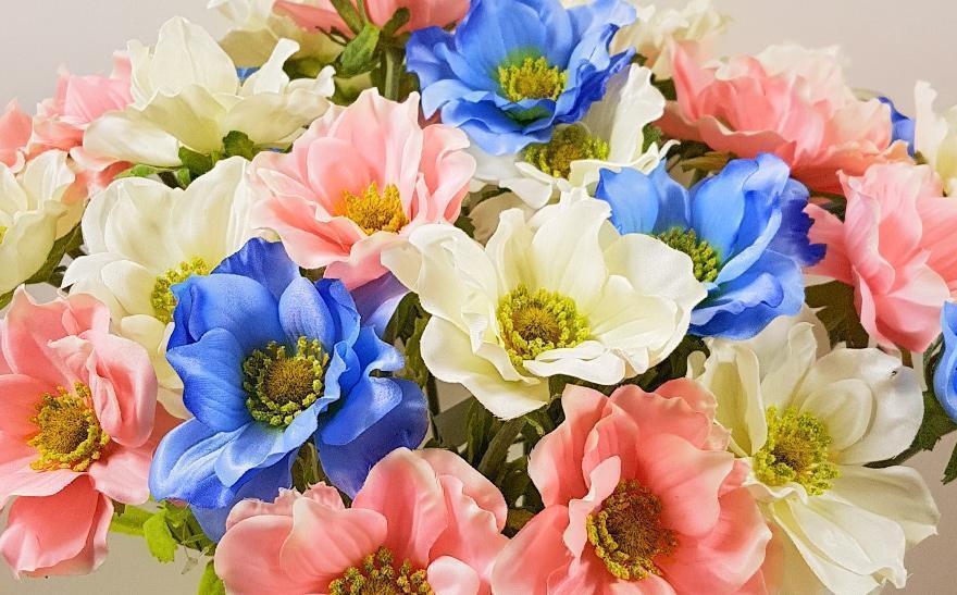 Kwiaty na komunię